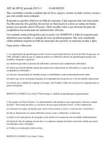 AP2 HPA II 1º-15 Gabarito (1)