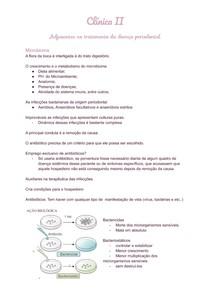 Adjuvantes no tratamento da doença periodontal