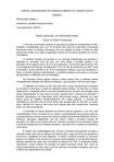 PROCESSO PENAL II - Prazo razoavel do processo