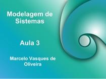 Aula_03 - MODELAGEM DE SISTEMAS
