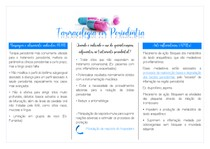 Farmacologia em Periodontia