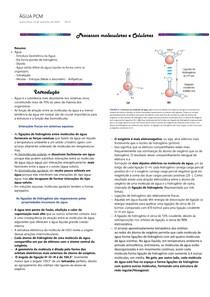Água PCM   BMC   Revisão