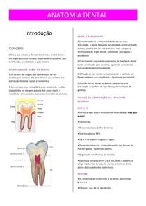 Anatomia Dental- 1
