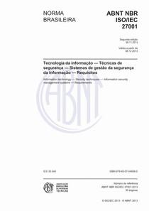 NBR-ISO-IEC 27001-2013