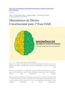 Proc Mnemoniocos