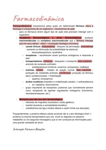 Farmacologia_ Farmacodinâmica