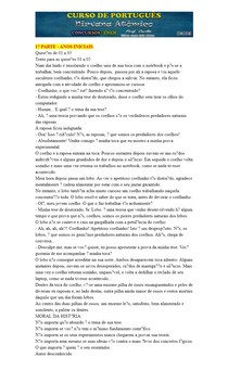 CONCURSO Prefeitura de Itaúna (MG) - 2020 - Questões Comentadas