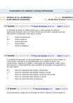 PLANEJAMENTO DE CARREIRA E SUCESSO PROFISSIONAL avaliando aula 1