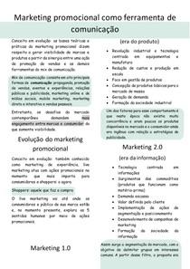 Marketing promocional como ferramenta de comunicação