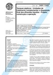 NBR_13969 (TRATAMENTO COMPLEMENTAR E DISPOSIÇÃO FINAL DOS EFLUENTES LÍQUIDOS - Tanques sépticos)
