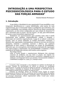 Daniela Wortmeyer_Introducao perspectiva psicossociologica_REVISADO