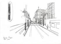 Desenho com perspectiva