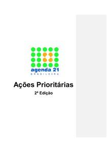Agenda 21 - acoes2edicao