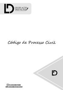 Código de Processo Civil Destacado (2020)