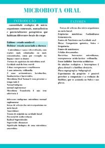 Microbiota Oral
