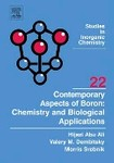 (Studies in Inorganic Chemistry 22) Hijazi Abu Ali, Valery M. Dembitsky and Morris Srebnik (Eds.)-Contemporary Aspects of Boron_ Chemistry and Biological Applications-Elsevier Science (2006)