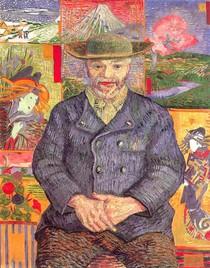 Vincent Willem van Gogh-Retrato-de-Pere-Tanguy