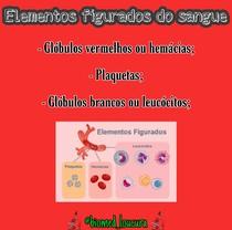 Elementos Figurados do Sangue