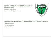 CEL0017-WL-LC-Apostila Curso Metodologia - Antônio Pontes