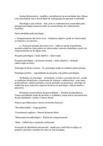pscologia