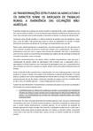 4 - AS TRANSFORMAÇÕES ESTRUTURAIS DA AGRICULTURA E OS IMPACTOS SOBRE OS MERCADOS DE TRABALHO RURAIS - A EMERGÊNCIA DAS OCUPAÇÕES NÃO-AGRÍCOLAS