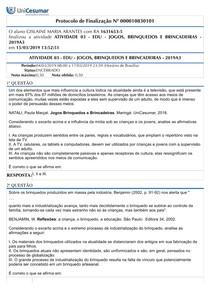 ATV 3 - Corrigida