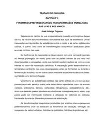 ENZIMAS - TRATADO DE ENOLOGIA