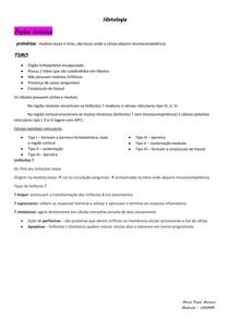 Histologia - orgaos linfóides