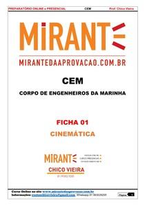 CEM FICHA 01 CINEMÁTICA