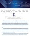Estrutura de Trabalhos Acadêmicos e Redação Científica