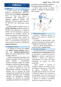 Estresse e a imunologia