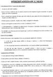 Psicologia_Hereditáriedade e Meio
