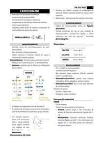Carboidratos Lehninger - Resumo