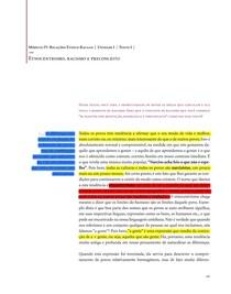 1) Texto1-Etnocentrismo, racismo e preconceito