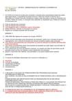 QUESTÕES PARA PROVA - GST0616 - ADMINISTRAÇÃO DE COMPRAS E SUPRIMENTOS