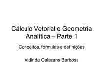 Cálculo Vetorial_Parte01