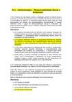 RESPOSTAS - Av1 - Responsabilidade Social e Ambiental