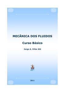 APOSTILA MECANICA DOS FLUIDOS 2011 BOM PARA CONCURSO