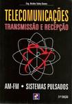 Alcides [c/ MARCADORES][21a Ed] Telecomunicações transmissão e recepção