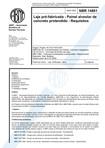 NBR 14861   2002   Laje Pré Fabricada   Painel Alveolar de Concreto Protendido   Requisitos