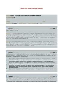 AV1 e AV2 - Várias provas