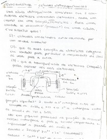 Analise instrumetal I (IQ-UFRJ) - resumo p1 (eletroanalitica) - Condutimetria, potenciometria, voltametria.