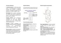 FUNDAMENTOS DA ANATOMIA RESUMO E EXERCICÍOS
