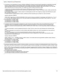 UNIASSELVI - Cinesiologia e Biomecânica - AVALIAÇÃO FINAL (1)