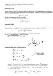 Equações de Maxwell em formas diferenciais