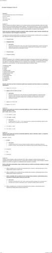 ÉTICA, RESPONSABILIDADE SOCIAL E SUSTENTABILIDADE, MATEMÁTICA BÁSICA APOL 03