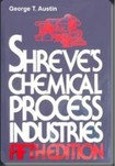 Shreve Chemical Process Industries, fifth ed