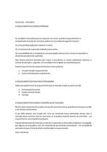 AULA LUIZ volume 6