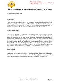Técnica de colocação de colete de imobilização KED.pdf