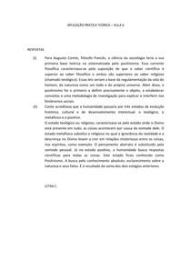 APLICAÇÃO PRÁTICA TEÓRICA - Aula 6